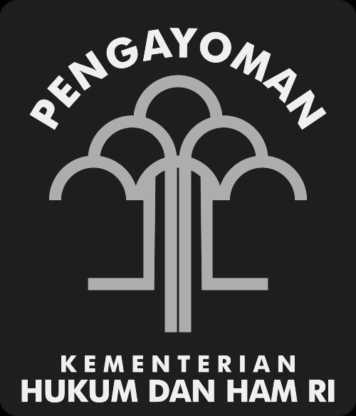 Logo Kementerian Hukum dan HAM Indonesia (PNG-500px) - FileVector69no 2